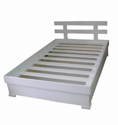 מיטה עץ עם ארגז
